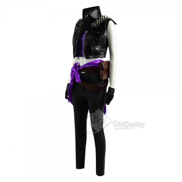 Game Borderlands 3 Amara Costume Cosplay Suit CosDaddy