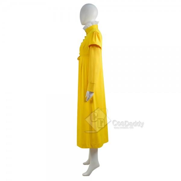 Emma 2020 Movie Emma Woodhouse Dress Cosplay Costume Ideas