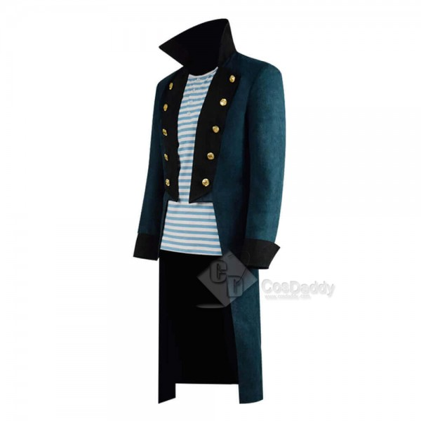 2020 Dolittle Dr. John Dolittle Coat Jacket Shirt Cosplay Costume CosDaddy