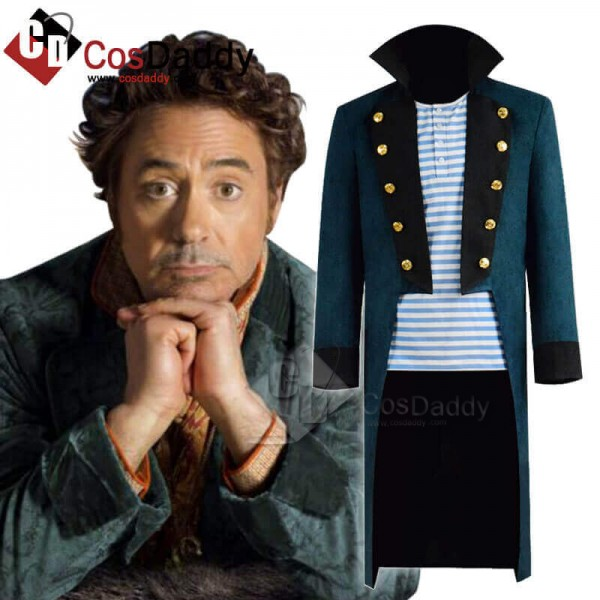 2020 Dolittle Dr. John Dolittle Coat Jacket Shirt ...