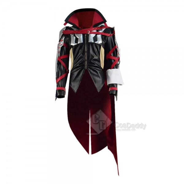 Video Game Code Vein Louis Amamiya Cosplay Costume Halloween CosDaddy
