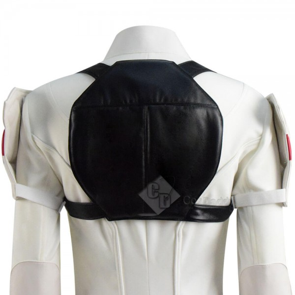 Black Widow 2020 Natalia Romanova White Outfit Suit Cosplay Costume