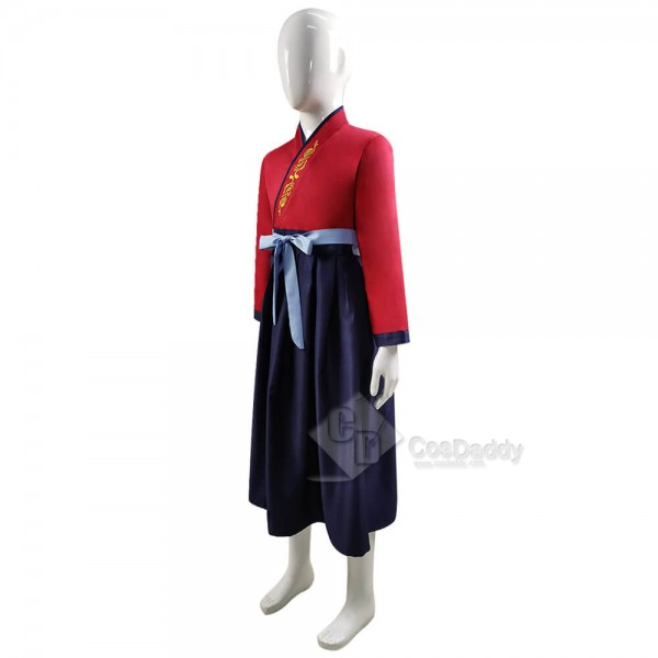 Best 2020 Boys Kids Hua Mulan Costume Disney Cosplay Ideas CosDaddy