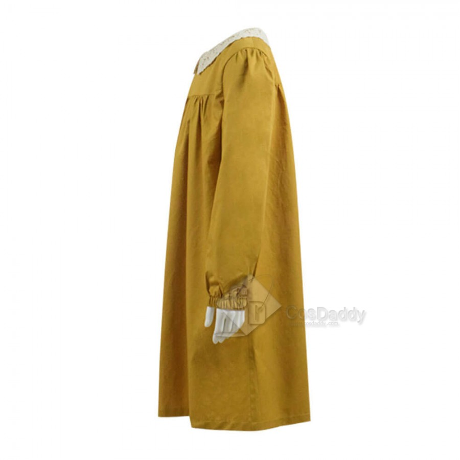 Best Kids Dracula 2020 Cosplay Yellow Dress Costume Ideas