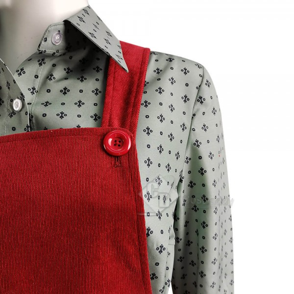 His Dark Materials Season 1 Lyra Belacqua Costume Cosplay Ideas