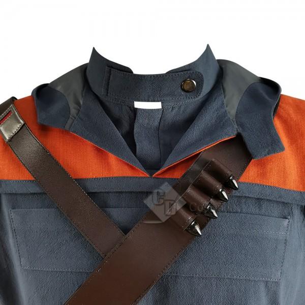 Star Wars Jedi: Fallen Order Cal Kestis Suit Cosplay Costume Guide