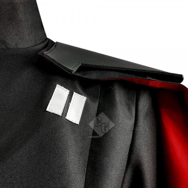 Star Wars Jedi: Fallen Order Trilla Suduri The Second Sister Cosplay Costume