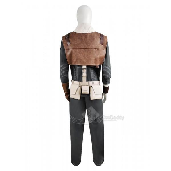 Star Wars Jedi Fallen Order Cal Kestis Uniform Suit Cosplay Costume Guide