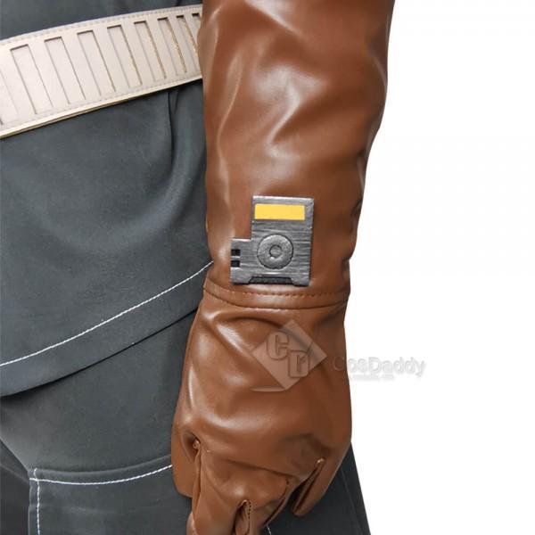 Star Wars Jedi: Fallen Order Cal Kestis Outfits Uniform Cosplay Costume