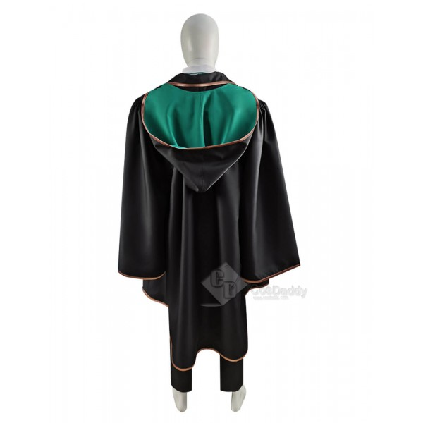 Harry Potter and the Cursed Child Slytherin Robe Sweatshirt Cosplay Costume