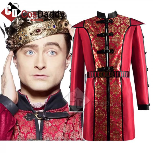 Miracle Workers Dark Ages Daniel Radcliffe Costume...