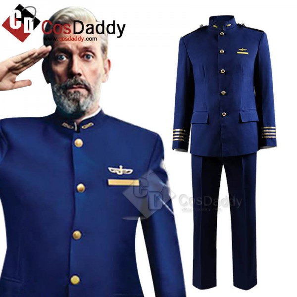 2020 Avenue 5 Ryan Clark Jacket Coat Uniform Costu...