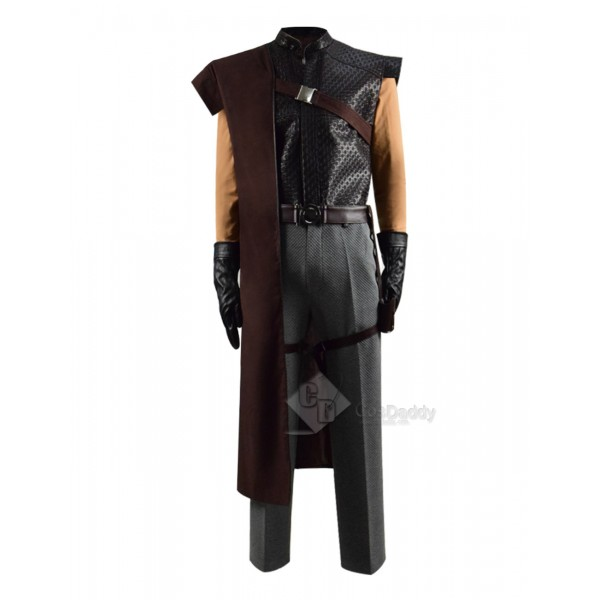 Star Wars The Mandalorian Season 1 Greef Carga Costume Cosplay Guide