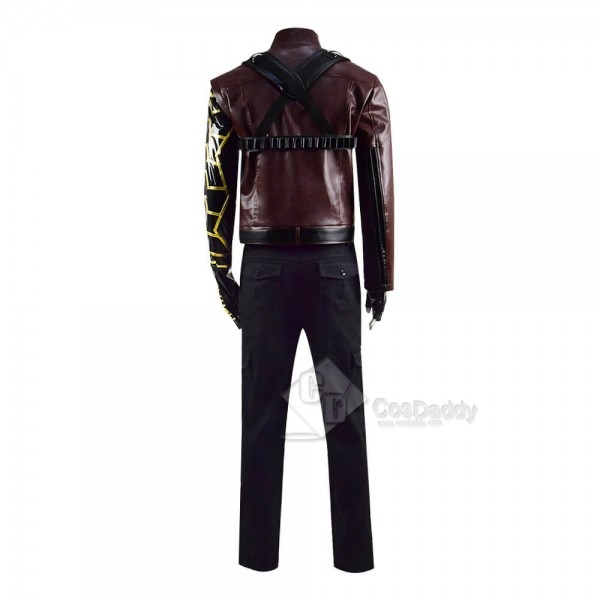Marvel The Falcon And The Winter Soldier Bucky Barnes Cosplay Costume Outfits 2020