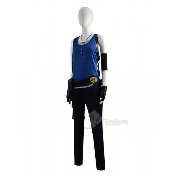 Resident Evil 3: Remake Jill Valentine Classic Costume Outfits Cosplay 2020