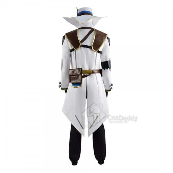 Best Game Valorant Cypher Cosplay Costume Guide