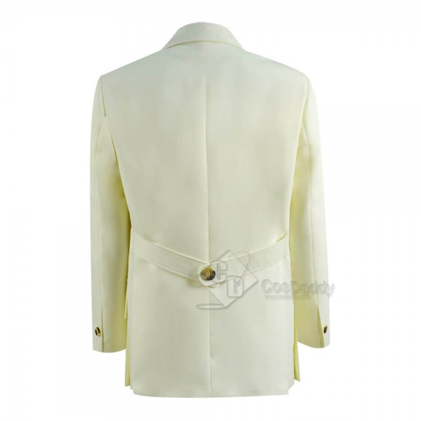 Dr Who The Seventh 7th Doctor Costume Cream Jacket Coat Cosplay Ideas