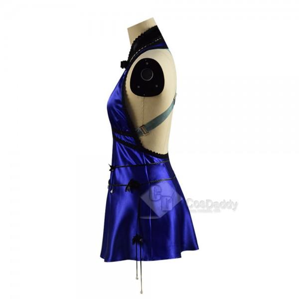 Final Fantasy VII Remake Tifa Lockhart Dress Cosplay Costume