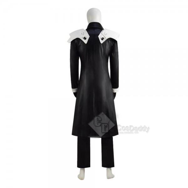Final Fantasy VII Remake FF7 Sephiroth Cosplay Costume For Halloween