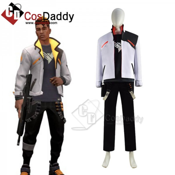 Best Valorant Phoenix Cosplay Costume For Hallowee...