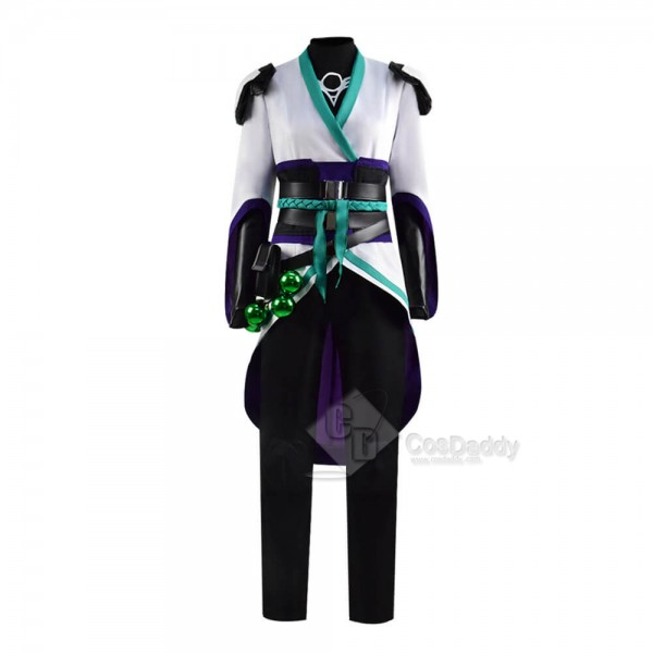 Buy Valorant Sage Cosplay Costume Guide For Halloween