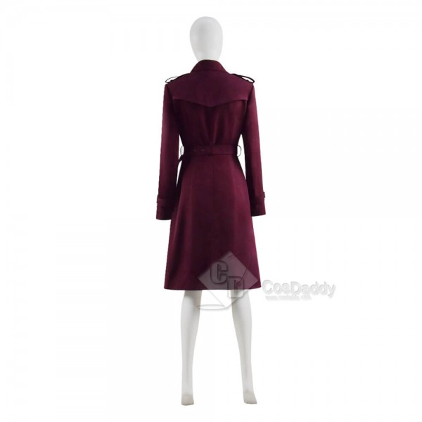 Upload Season 1 Nora Antony Trench Coat Cosplay Costume Guide