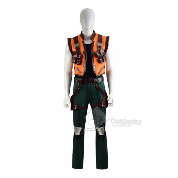 Best Valorant Breach Cosplay Costume Guide For Halloween