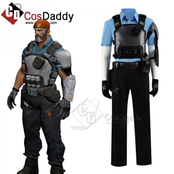 Best Game Valorant Brimstone Cosplay Costume Guide