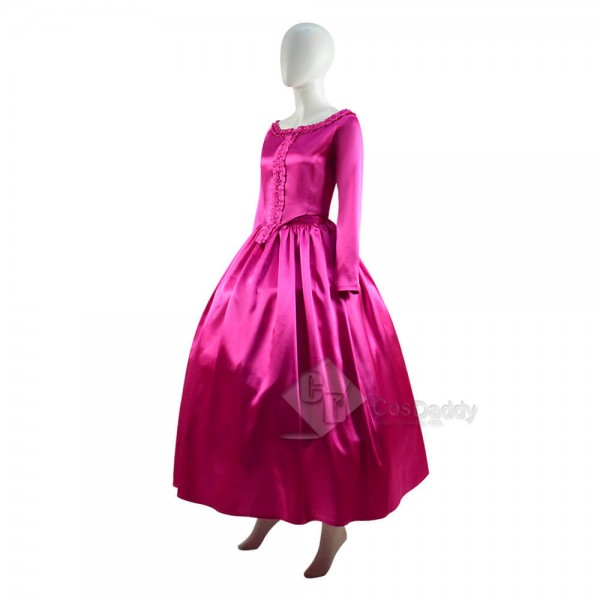 Elle Fanning Catherine The Great Dress Cosplay Costume