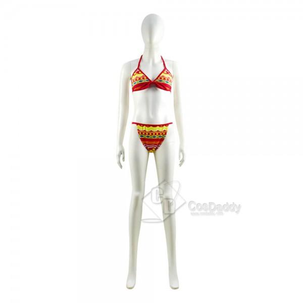 CosDaddy Persona 5 Ann Takamaki Swimsuit Cosplay Costume