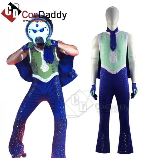 Doom Patrol Season 2 Dr. Tyme Cosplay Costume