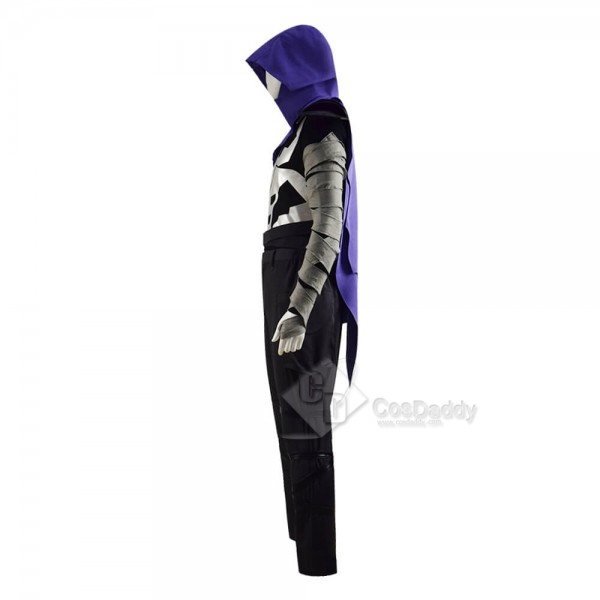 CosDaddy Game Valorant Omen Cosplay Costume