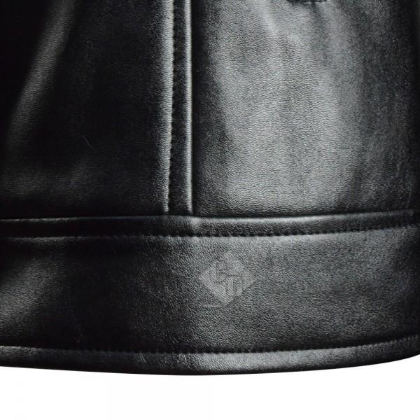 Warrior Nun Ava Silva Black Jacket Cosplay Costume