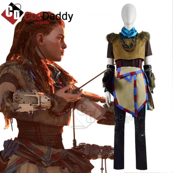 Horizon:Zero Dawn Aloy Cosplay Costume