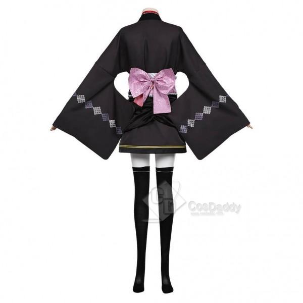 Final Fantasy VII Remake Tifa Lockhart Kimono Cosplay Costume