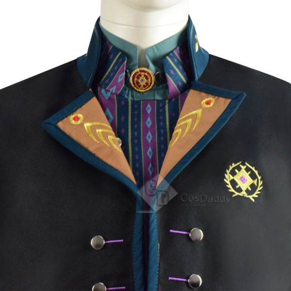 CosDaddy Frozen 2 Kristoff New Edition Cosplay Costume