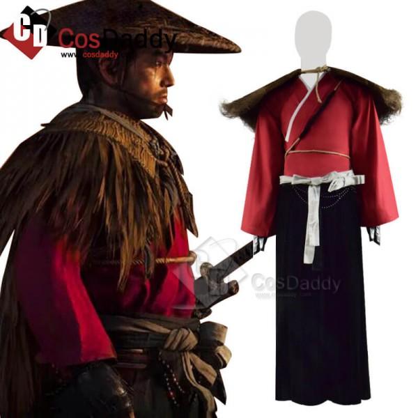 CosDaddy Ghost Of Tsushima Jin Sakai Cosplay Costu...