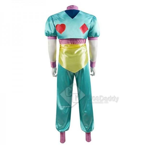 New Edition Hunter X Hunter Hisoka Morow Cosplay Costume For Sale