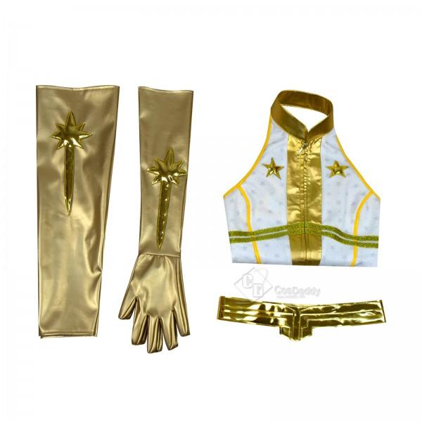 New Edition The Boys Season 2 Starlight Annie January Bodysuit Battle Suit Cosplay Costume