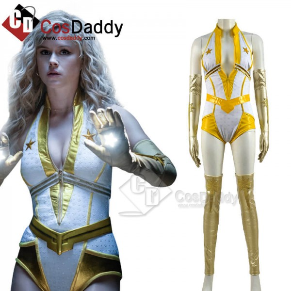 The Boys Season 2 Starlight Annie January Bodysuit...