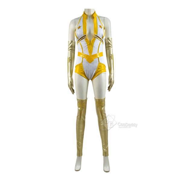 The Boys Season 2 Starlight Annie January Bodysuit Battle Suit Cosplay Costume