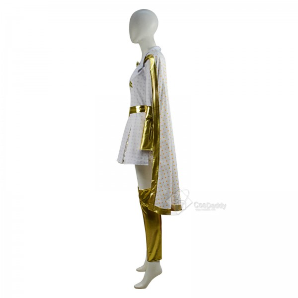 The Boys Season 2 Starlight Annie January Cape Full Set Outfit Cosplay Costume