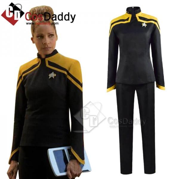 Star Trek: Picard Raffi Musiker Cosplay Costume Un...