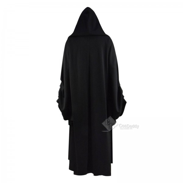 Star Wars The Rise Of Skywalker Darth Sidious Palpatine Robe Full Set Outfit Cosplay Costume
