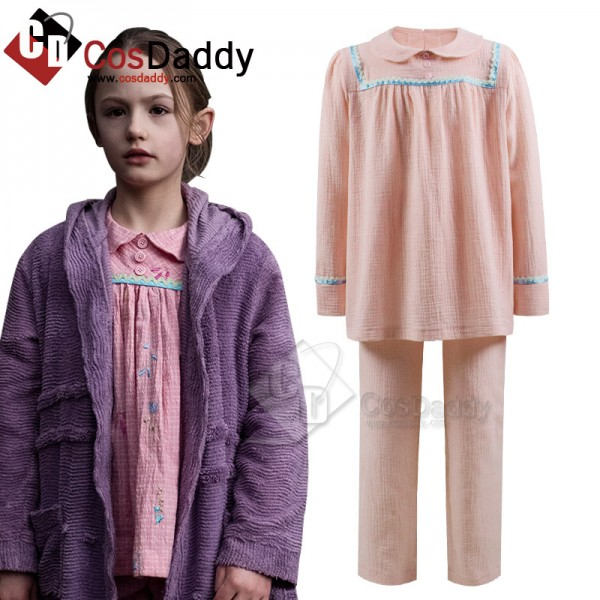 CosDaddy Kids Adults The Haunting Of Bly Manor Flora Wingrave Cosplay Costume