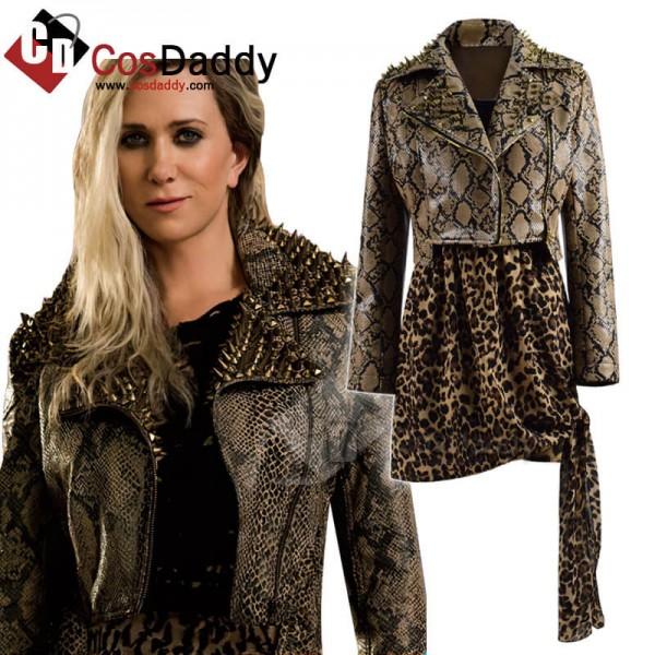CosDaddy DC Wonder Woman 1984 Cheetah Jacket Full ...
