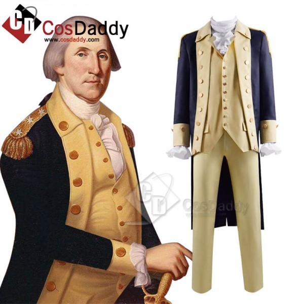 Best Historical Figure George Washington Colonial ...