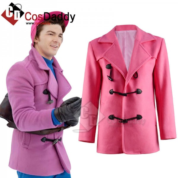 A Fairly Odd Christmas Timmy Turner Pink Coat Cosp...