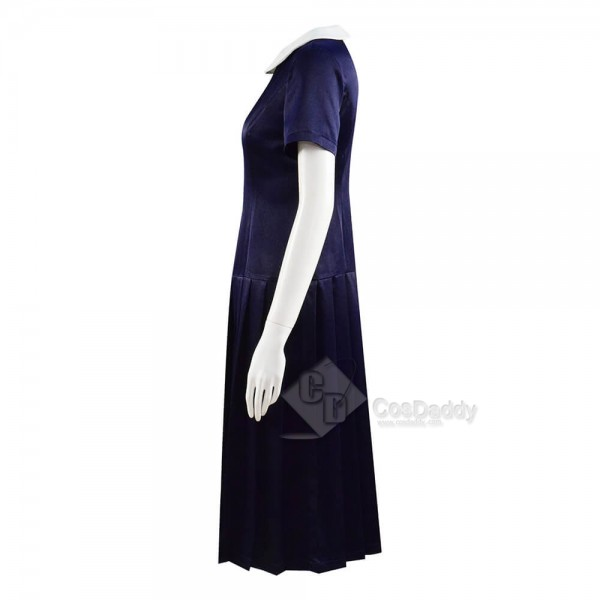 CosDaddy The Queen's Gambit Beth Harmon Dress Cosplay Costume Women For Sale