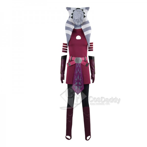 CosDaddy Star Wars Rebels Ahsoka Tano Cosplay Costume For Sale